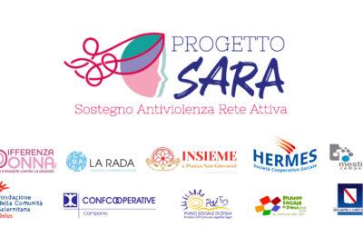 Progetto S.A.R.A – Violenza contro le Donne
