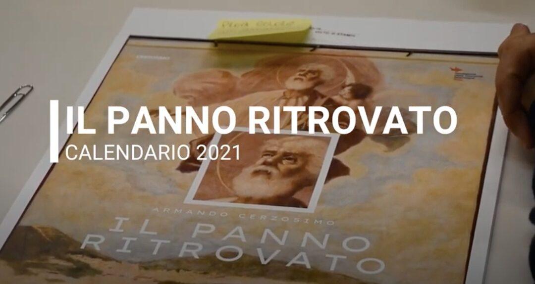 Stampa Calendario 2021 Panno di San Matteo
