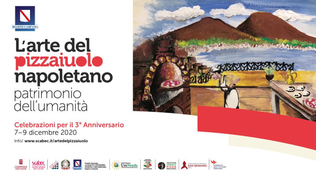 """""""Arte del pizzaiUolo napoletano"""" patrimonio dell'Umanità"""